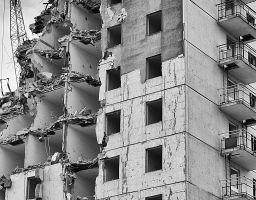 demolition lunzerstasse