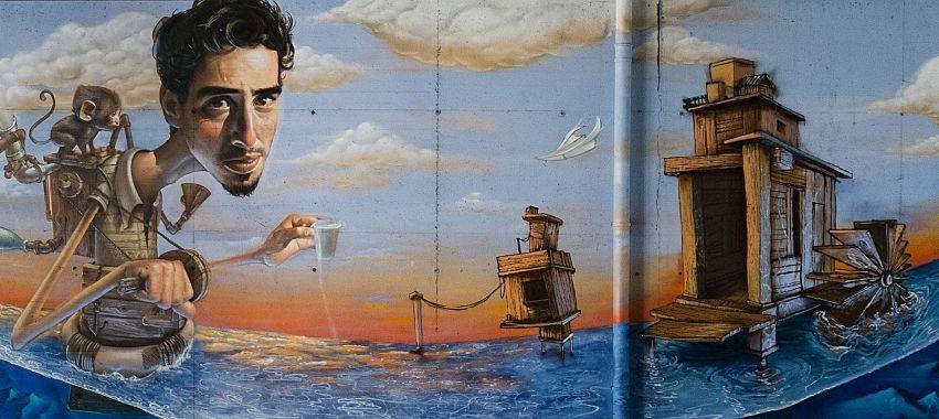 graffiti of Interneppo, Bordano & Gemona